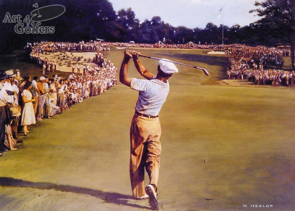 Famous Ben Hogan Golf Quotes Quotesgram